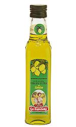 Экстра вирджин с лимоном, стекло