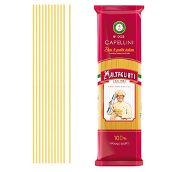 Спагетти тонкие